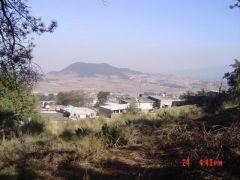 Terreno en Santo Tomás Ajusco, Tlalpan.