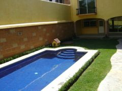 Residencia en Lomas de Cuernavaca, Temixco.