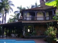 Residencia en Vista Hermosa, Cuernavaca.