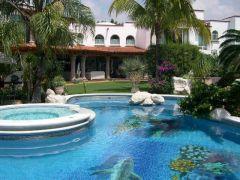 Residencia en Lomas de Vista Hermosa, Cuernavaca.