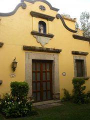 Residence en San Antón, Cuernavaca.