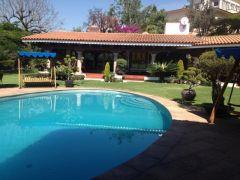 Residential en Rancho Cortes, Cuernavaca.