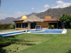 Residential en Valle, Tepoztlan.
